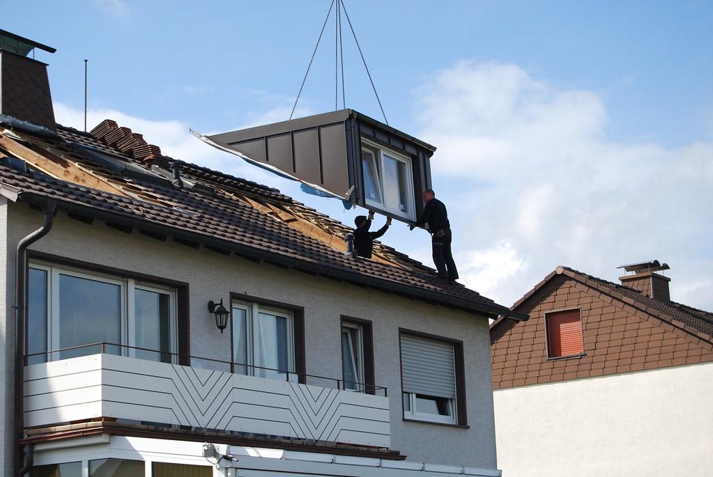 dachgaube Dortmund gaube gauben Gaupen Fertiggaube dach-ga… | Flickr