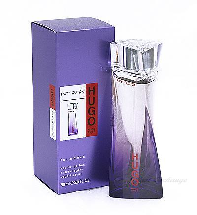 Hugo Boss Pure Purple Dama Pour Homefeme Original Perfume