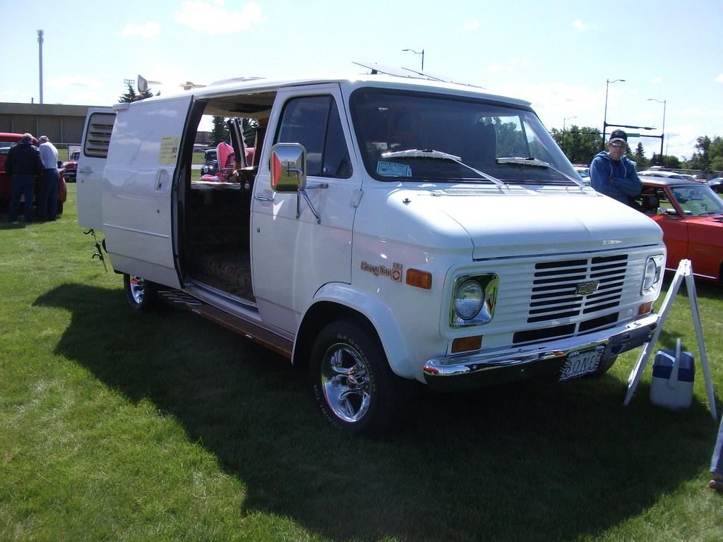 1977 chevy van bumper