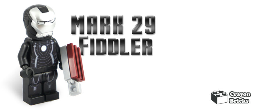 lego iron man mark 28 - photo #17