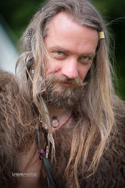 Male participant Keltfest