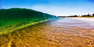 Shore Break, Mollymook Beach | by Magicland - land, sea & surf