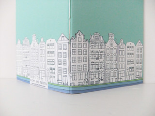 Small Amsterdam Notebook | by peonyandthistle