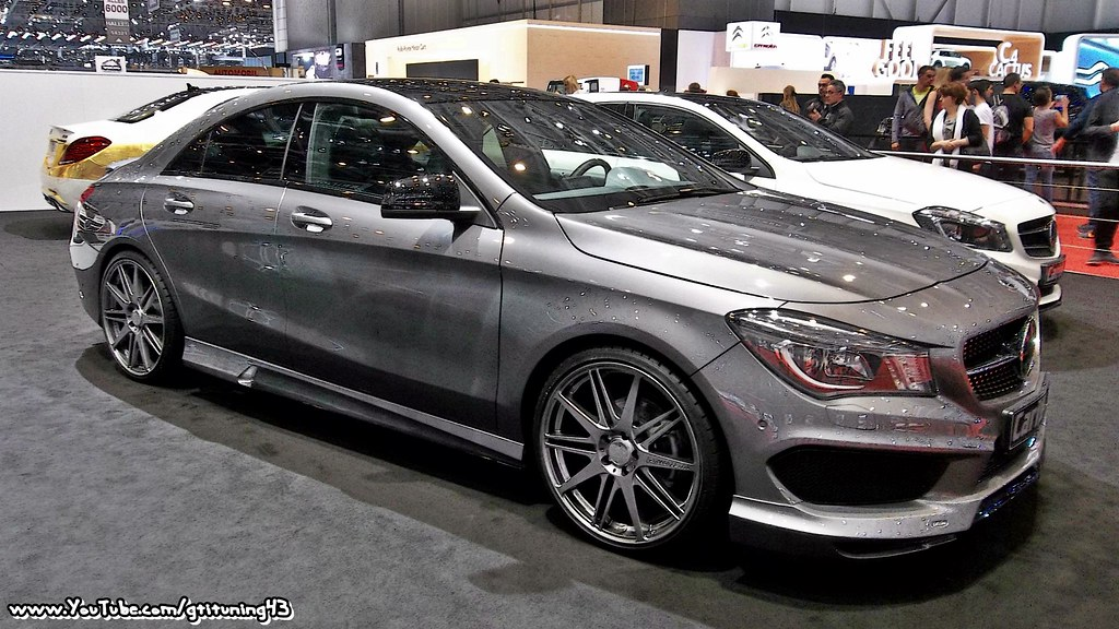 Mercedes Cla By Carlsson Come Check Out My Tuning And Supe Flickr