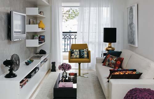 Design Small Apartment Desain Apartemen Kecil