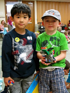 LEGO League fun at the library! | by Murray Librarian