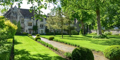 Avebury Manor House England Avebury Wiltshire