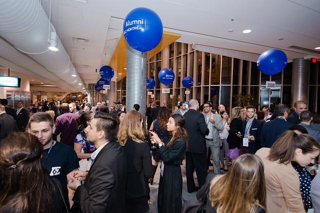 Soirée retrouvailles HEC Montréal - 20 ans - Édifice Côte-Ste-Catherine