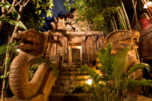 Disneyland 2011 - Temple of the Forbidden Eye | by Alan Rappa