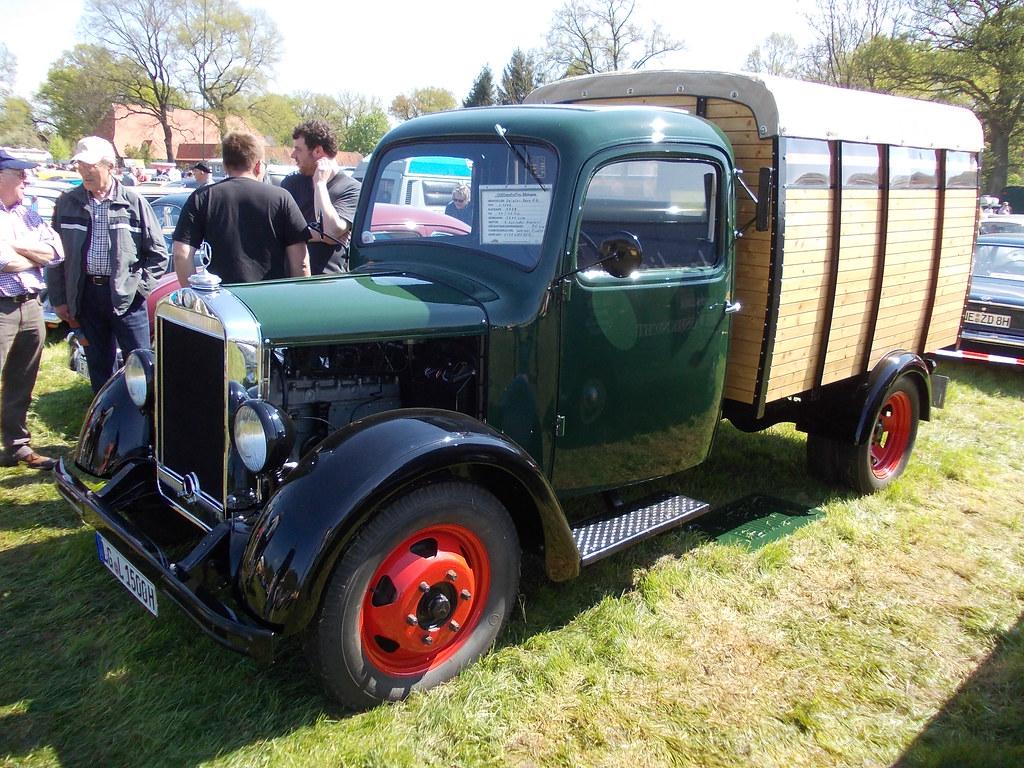 mercedes-benz l-1500 1938 | ellringen 2014 | hog troglodyte | flickr