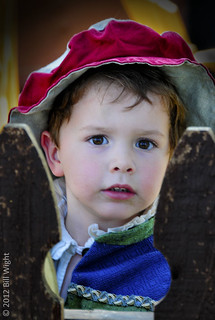 Renaissance Faire - Boy in Costume | by Bill Wight CA