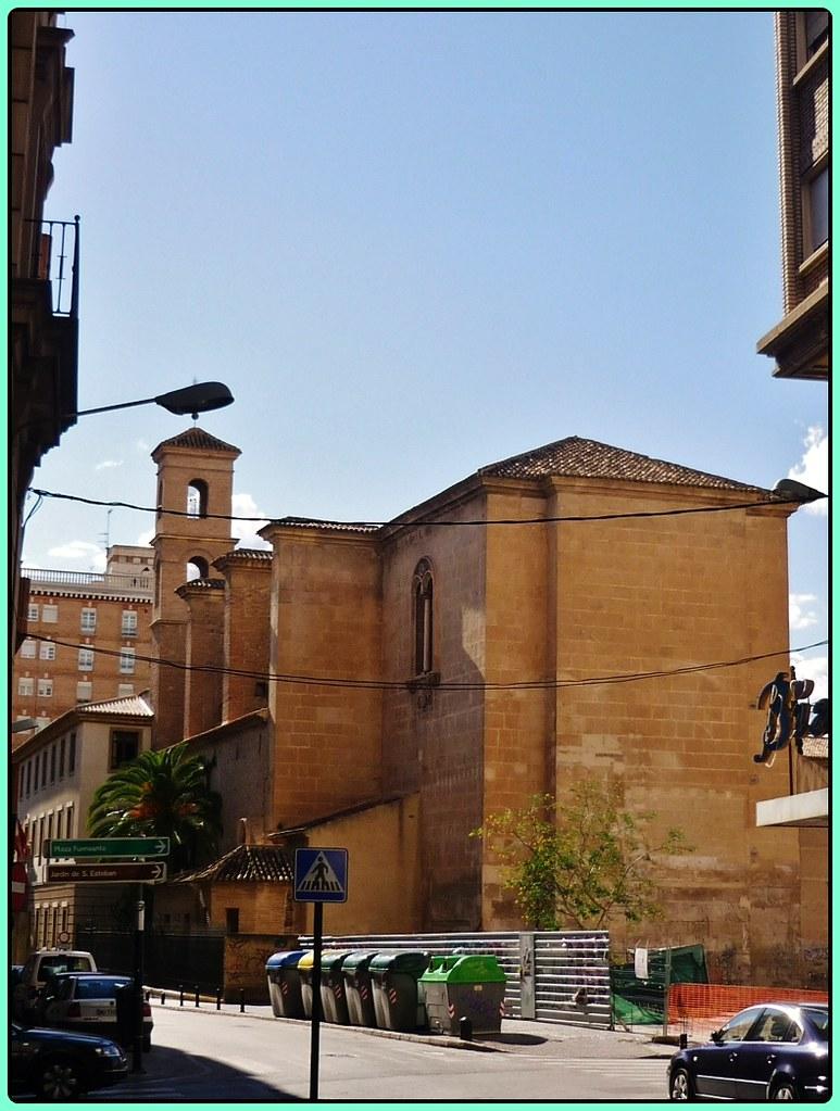 Palacio E Iglesia De San Esteban Murcia Region De Murcia Flickr
