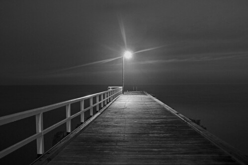 Seaford Pier - Melbourne, Victoria | by MDH Images.