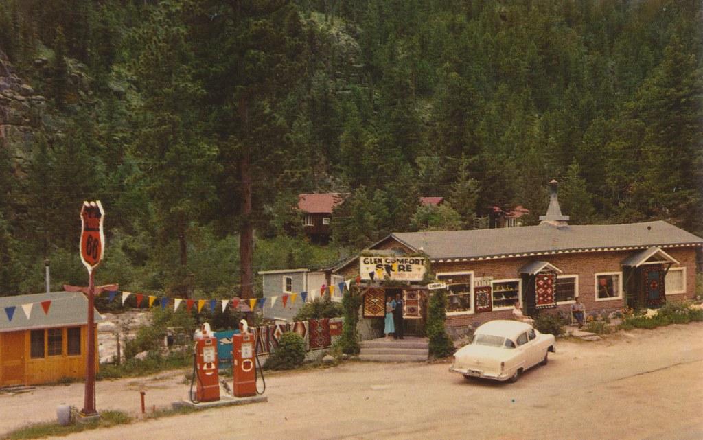 Glen Comfort Store & Cabins - Drake, Colorado