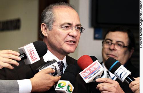 Renan diz que convocação para CPI de governadores e Bolsonaro é antirregimental