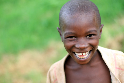 Smiling Rwandan Boy | by AdamCohn