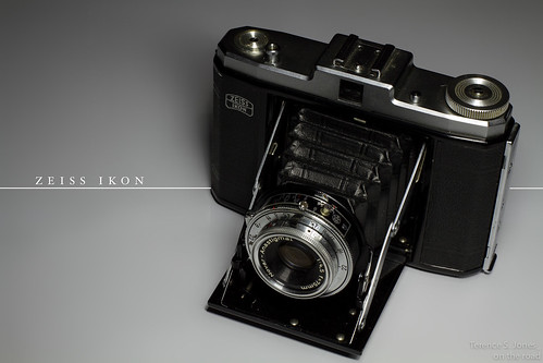 Zeiss Ikon | by Terence S. Jones