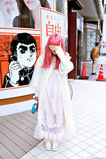 Chucks in Harajuku | by tokyofashion