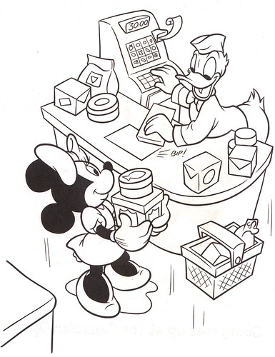 Free Disney Coloring Pages 37