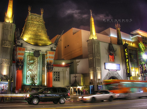 grauman's chinese theater | by Kris Kros