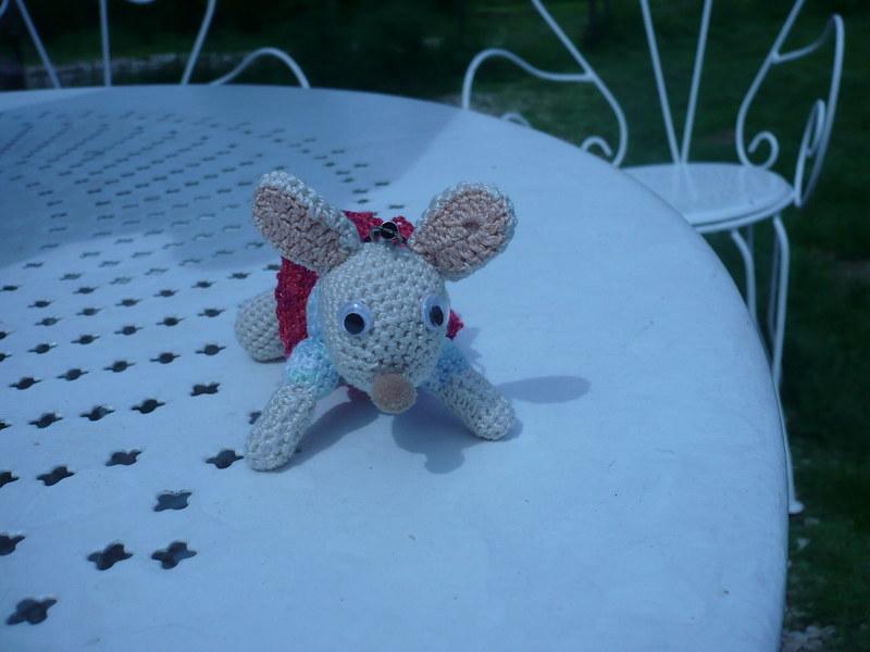 PATTERN Crochet Disney Dumbo Elephant: How to crochet - Disney ... | 600x800