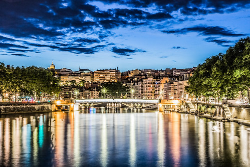 saone avec vue sur croix rousse lyon plus belle ville de flickr. Black Bedroom Furniture Sets. Home Design Ideas