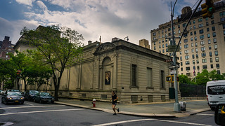 Morning Run, Frick Collection, Fifth Avenue, NYC | by Jeffrey