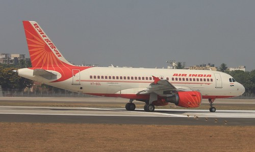 VT-SCL Airbus A319-112 (cn 3551) Air India. | by ATom.UK