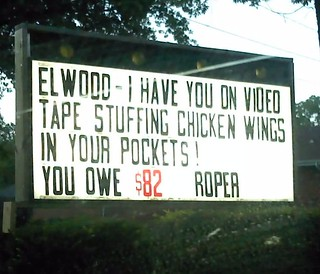 Those were some pricy wings there, Elwood | by passiveaggressivenotes