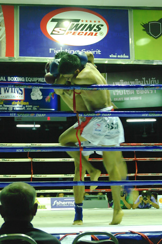 Muay Thai Fighters - Clinch | by alfe