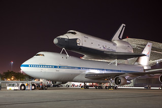 Demating Enterprise (OV101) from the SCA at JFK | by hudson