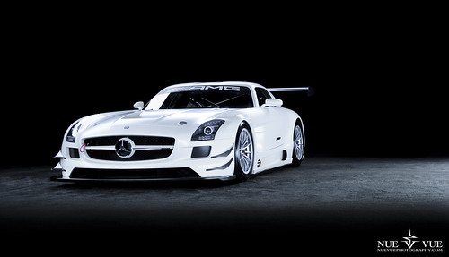 AMG SLS GT3 | by Nue Vue Photography