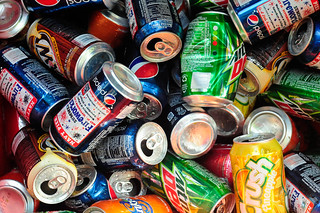 Recycle your cans | by Valerie Everett
