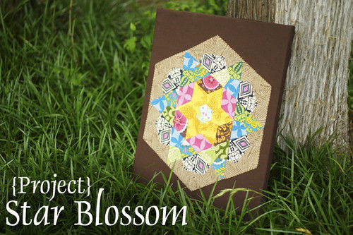 Star Blossom project | by StitchedInColor