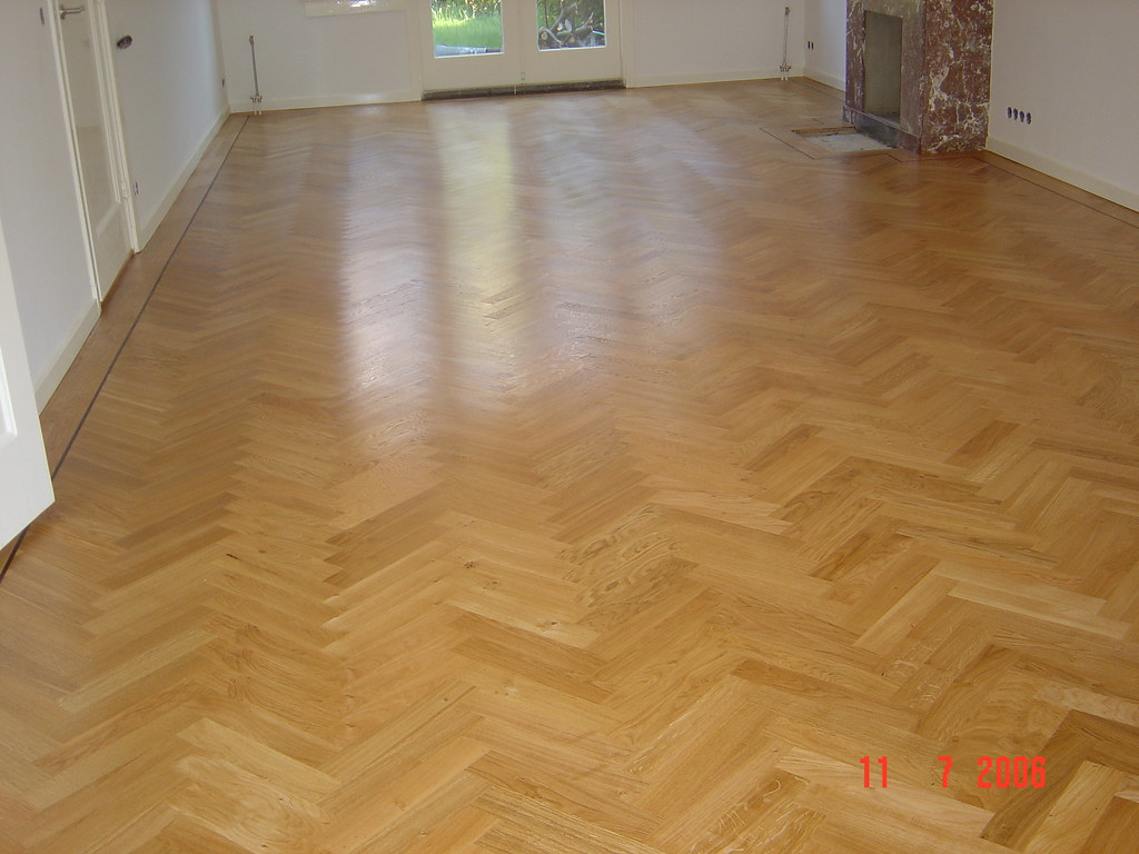 Visgraat eiken parket parquet flooring