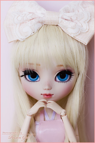 ~ Custom Pullip Ludmila for FuturisticLover ~ | by -Poison Girl-