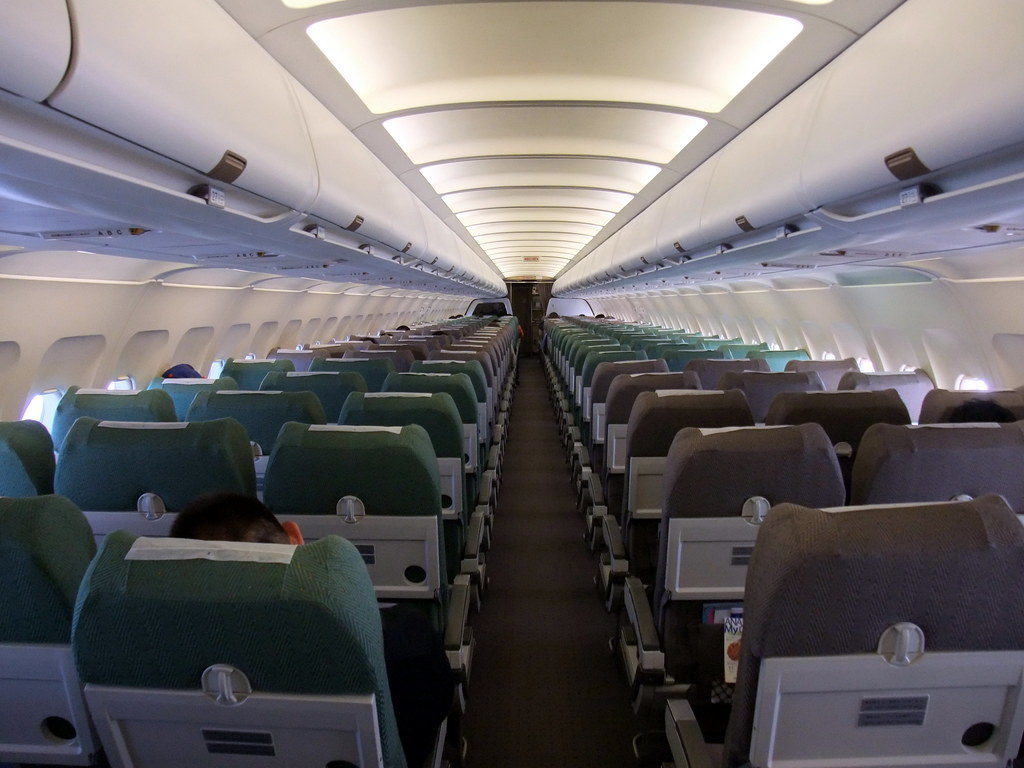 Inside ANA All Nippon Airways Airbus A320 CTS-NRT NH2154   Flickr