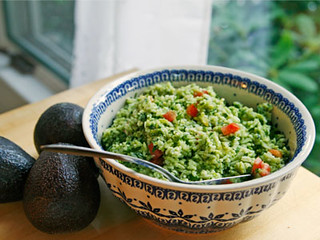 avocado basil rice | by Sarah :: Sarah's Cucina Bella