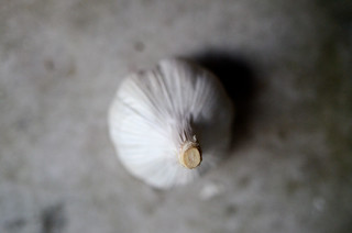 Garlic  - April 11th 2012 | by The Hungry Cyclist