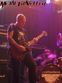 Cathedral live in Paris 2010 | by Metal Traveller