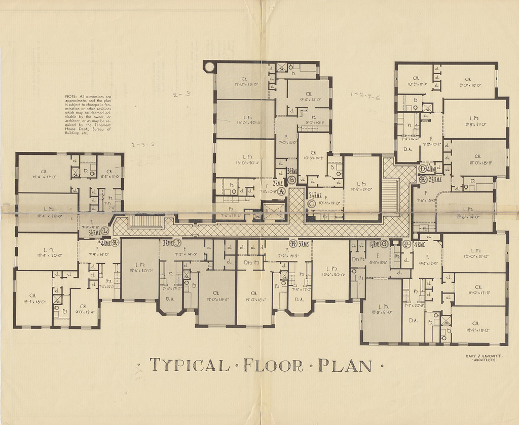 Kensington hall 111 55 77th ave forest hills ny blueprint flickr kensington hall 111 55 77th ave forest hills ny blueprint by rego forest malvernweather Gallery