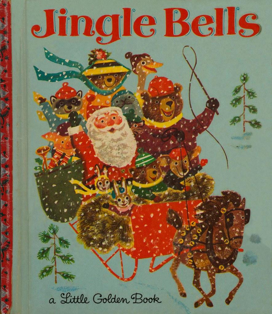 Jingle Bells (Little Golden Book)