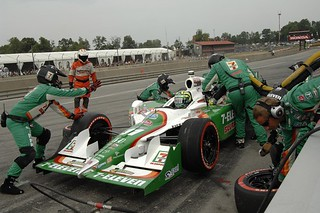 Andretti Autosport #11 crew at Mid-Ohio | by IndyCar Series