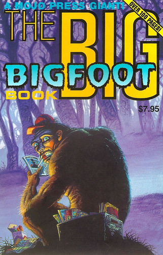 The Big Bigfoot Book | by smandich