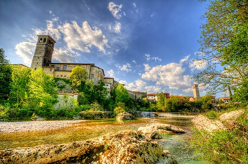 Cividale- Natisone river | by Uros P.hotography