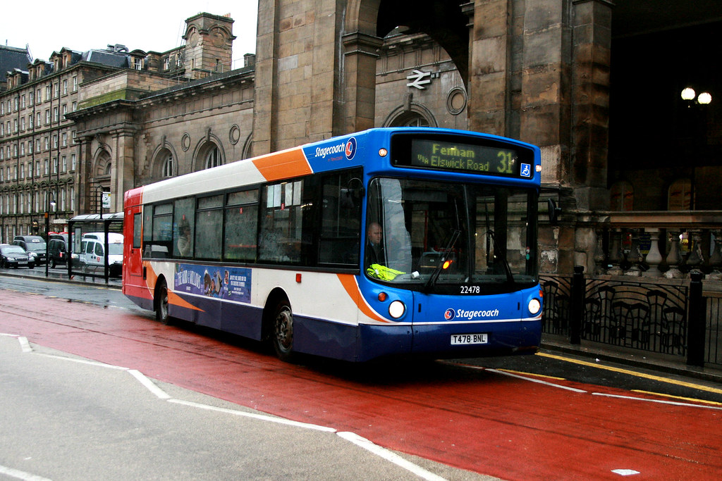 ... Howard_Pulling Stagecoach 22478 (Stagecoach Newcastle) T478BNL | by  Howard_Pulling