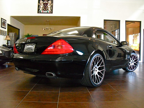 2004 Mercedes Sl500 San Diego Www Babellimotors Com Has