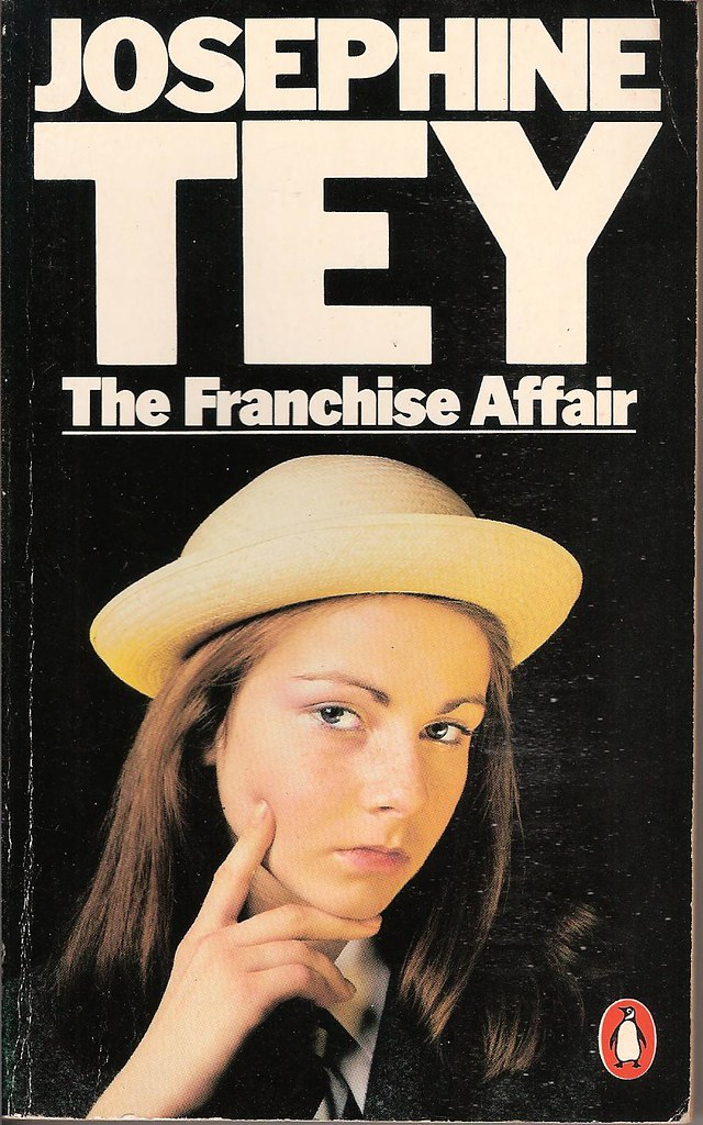 The Franchise Affair From 1982 Cover Photo By Paul Wakefi