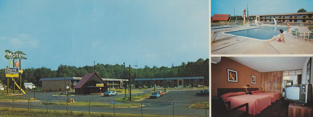 Trade Winds Motel - Forsyth, Georgia