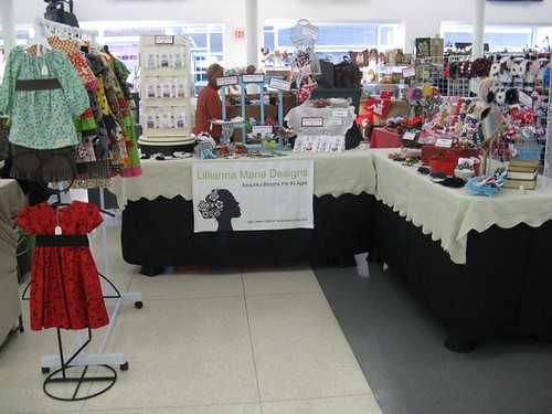troy elf shelf craft show booth the full booth nicole ForElf Shelf Craft Show
